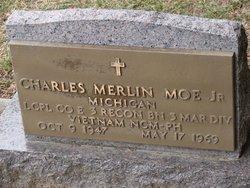 Charles Merlin Moe, Jr