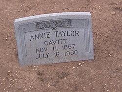 Annie Taylor Cavitt