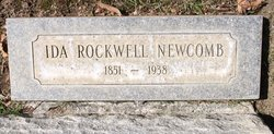 Ida <I>Rockwell</I> Newcomb
