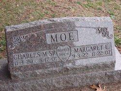 Margaret E. <I>Johnson</I> Moe