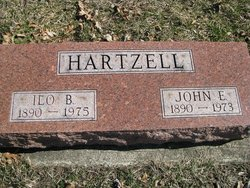 Ilo B Hartzell