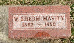 William Sherm Mavity