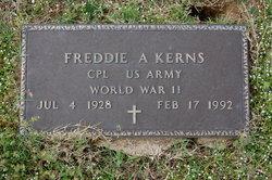 Freddie A. Kerns