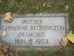 Catherine <I>Reddington</I> Desmond