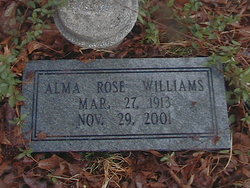 Alma Rose Williams