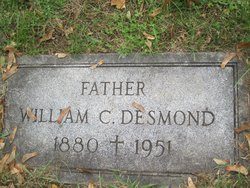 William C Desmond