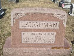 Curvin Ervin Laughman