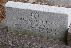 Harold H. Neitzke