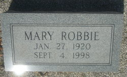Mary Robbie Rogers