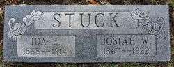 Josiah W Stuck