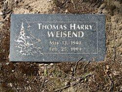 Thomas Harry Weisend