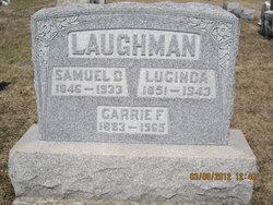 Lucinda <I>Ulrich</I> Laughman