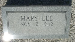Mary Lee Rogers