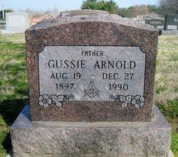 "Clyde Augustus ""Gussie"" Arnold"