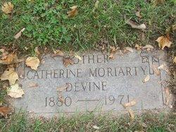 Catherine <I>Moriarty</I> Devine
