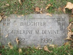 Catherine M Devine