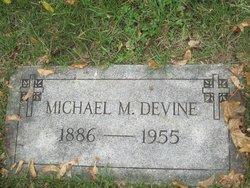 Michael M Devine