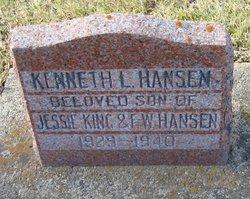 Kenneth L Hansen