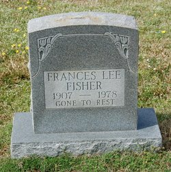 Frances Lee Fisher