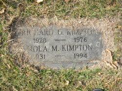 Richard O Kimpton
