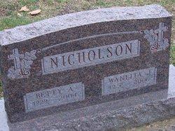 Betty A. Nicholson