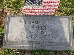 "William L. ""Bill"" Nally"