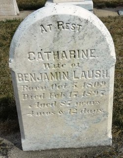 Catharine <I>Musselman</I> Lausch
