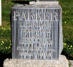 Ellen C <I>Collins</I> Parker