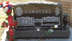 Marlan E Sawatzke
