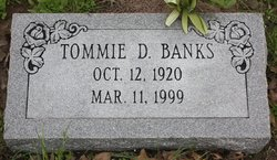 Tommie Dell Banks