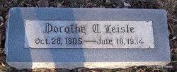 Dorothy T. Leisle