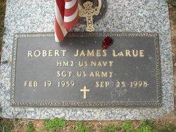"""Sgt Robert James """"Bob"""" LaRue"""
