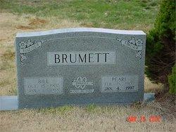 Pearl Mae <I>Brown</I> Brumett