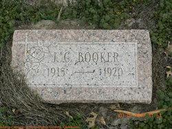 J C Booker