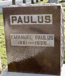 Emanuel Paulus