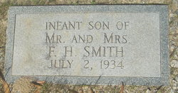 Infant Son Smith