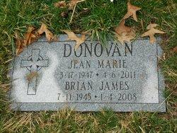 Brian James Donovan