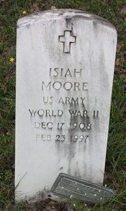 Isiah Moore