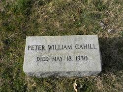 Peter William Cahill