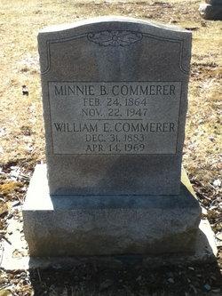 Minnie Belle Commerer