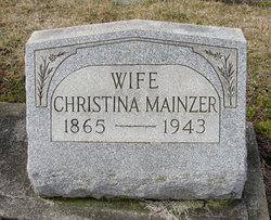 Christina Keech <I>Linz</I> Mainzer