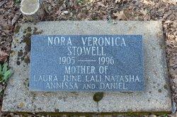 Nora Veronica Stowell