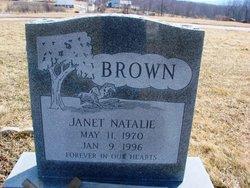 Janet Natalie Brown