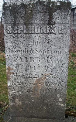 Sophronia Coolidge Fairbank