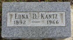Edna D Kantz