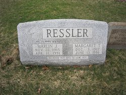 Margaret <I>Thomas</I> Ressler