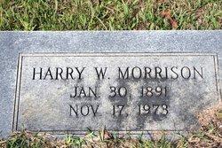 Harry W. Morrison
