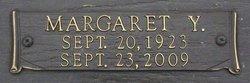 """Margaret Y. """"Meg"""" <I>Taylor</I> Fanning"""