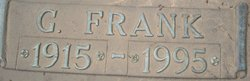 George Frank Hill