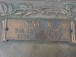 Nina May <I>Smith</I> Franklin Almquist Nichols